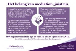Mediation Informatie Punt geeft gratis informatie.